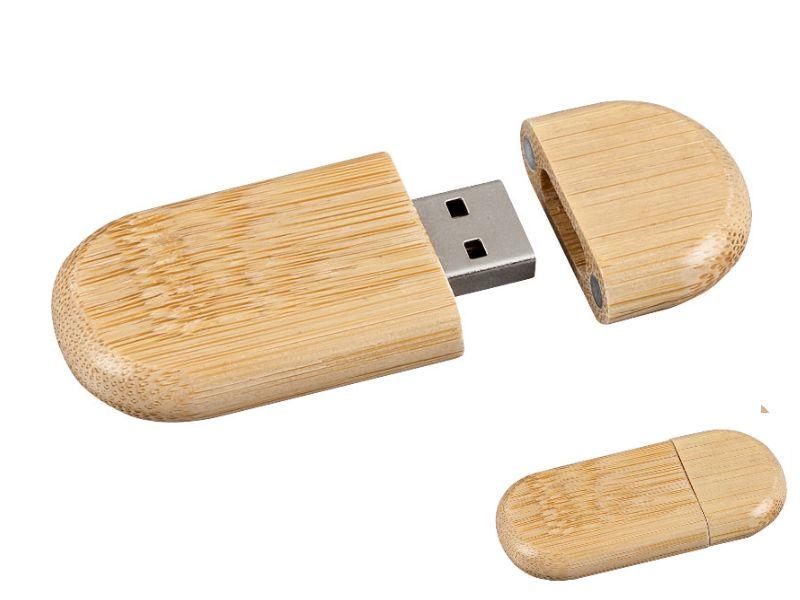 USB Stick Holz 02 - Copy Media